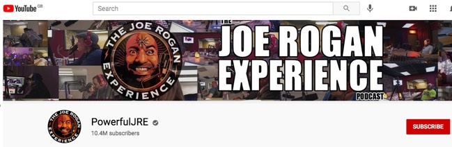 Joe Rogan's podcast on YouTube joe-rogan-video-podcast.jpg