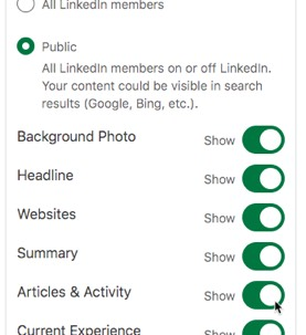Edit the visibility of your LinkedIn profile linkedin-edit-visibility.jpg