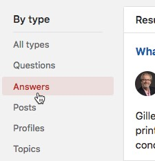 Filter answers by keyword quora-keyword-filter-answers.jpg
